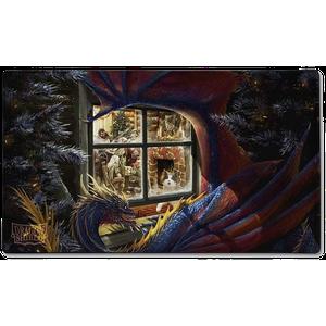 [Dragon Shield Playmat: Christmas Dragon 2021 (Product Image)]