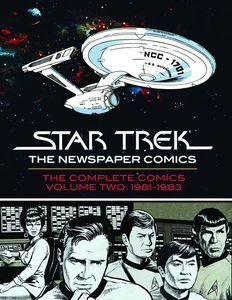 [Star Trek: The Newspaper Strips: Volume 2 (Hardcover) (Product Image)]