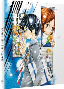 [Your Lie In April: Part 2: Limited Edition (Blu-Ray) (Product Image)]