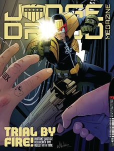 [Judge Dredd Megazine #428 (Product Image)]
