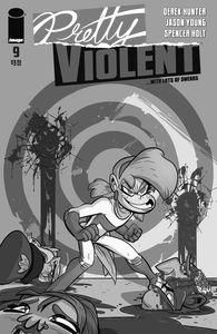 [Pretty Violent #9 (Product Image)]