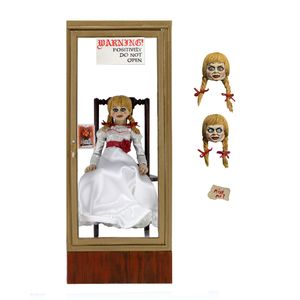 [The Conjuring Universe: Ultimate Action Figure: Annabelle (Product Image)]