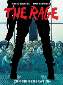 [The Rage: Zombie Generation (Hardcover) (Product Image)]