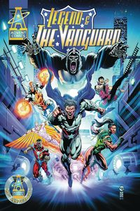 [Legend & The Vanguard #1 (Product Image)]