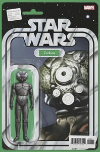 [Star Wars: Bounty Hunters #6 (Christopher Action Figure Variant) (Product Image)]