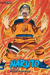 [Naruto: 3-In-1 Edition: Volumr 9 (Product Image)]