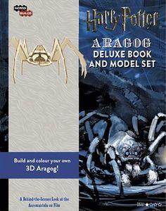 [Incredibuilds: Aragog: Deluxe Model & Book Set (Hardcover) (Product Image)]