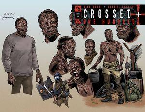 [Crossed Plus 100 #6 (Design Sketch Variant) (Product Image)]