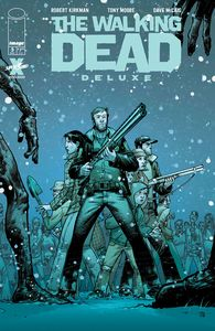 [Walking Dead: Deluxe #5 (Cover B Moore & McCaig) (Product Image)]