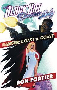 [Black Bat & Domino Lady: Danger: Coast To Coast (Product Image)]