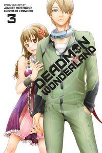 [Deadman Wonderland: Volume 3 (Product Image)]