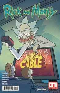 [Rick & Morty #47 (Cover A) (Product Image)]