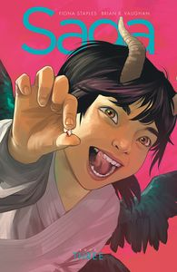 [Saga: Deluxe Edition: Volume 3 (Hardcover) (Product Image)]