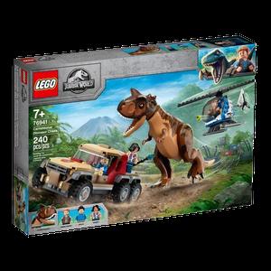 [LEGO: Jurassic World: Carnotaurus Dinosaur Chase (Product Image)]