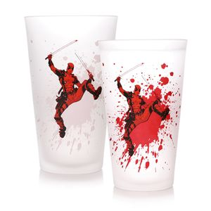 [Marvel: Cold Changing Glass: Deadpool (Product Image)]
