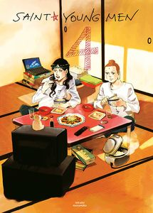[Saint Young Men: Volume 4 (Hardcover) (Product Image)]