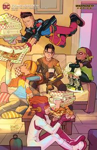 [Young Justice #16 (Darko Lafuente Variant Edition) (Product Image)]