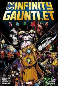 [Infinity Gauntlet: Omnibus( Perez Cover New Printing Hardcover) (Product Image)]