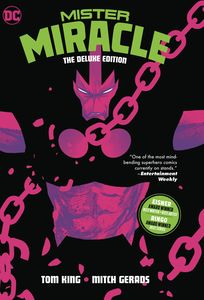 [Mister Miracle (Deluxe Edition Hardcover) (Product Image)]