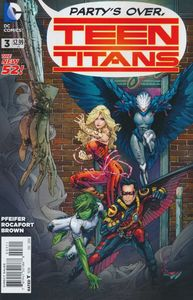 [Teen Titans #3 (Product Image)]