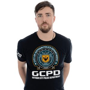 [DC: Batman: T-Shirt: Gotham City Police Department (Product Image)]