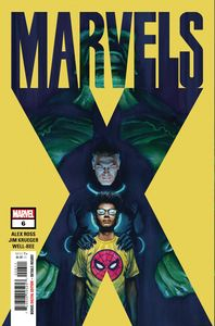 [Marvels X #6 (Product Image)]