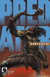 [Predator: Hunters III #4 (Cover A Thies) (Product Image)]