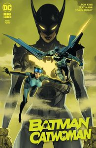 [Batman/Catwoman #4 (Cover A Clay Mann) (Product Image)]