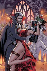 [)Vampirella #25 (Cover ZL Lupacchino Virgin Variant (Product Image)]