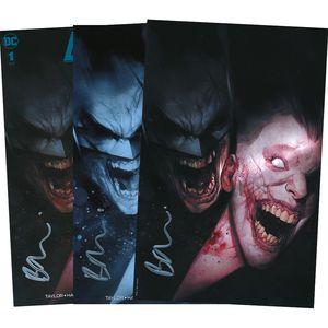 [DCeased #1 (Ben Oliver Variant Set Signed Edition) (Product Image)]