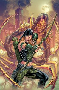 [Robyn Hood: Cult Of The Spider: One Shot (Cover A Igor Vitorino) (Product Image)]
