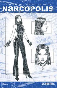 [Narcopolis #1 (Design Sketch Variant) (Product Image)]