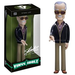 [Marvel: Vinyl Idolz Figure: Stan Lee (Product Image)]
