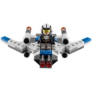 [Rogue One: A Star Wars Story: Lego: U-Wing Microfighter (Product Image)]