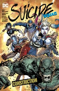 [Suicide Squad: Volume 8: Constriction (Product Image)]