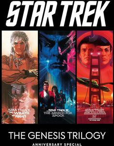 [Star Trek: The Genesis Trilogy: Anniversary Special (Hardcover) (Product Image)]