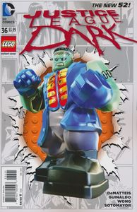 [Justice League Dark #36 (Lego Variant Edition) (Product Image)]
