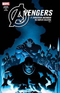 [Avengers By Jonathan Hickman: Complete Collection: Volume 3 (Product Image)]
