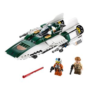 [LEGO: Star Wars: The Rise Of Skywalker: Resistance A-Wing (Product Image)]