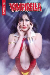 [Vampirella #14 (Cover E Lee Cosplay Variant) (Product Image)]