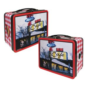 [Twin Peaks: Tin Tote: Double R Diner (Product Image)]
