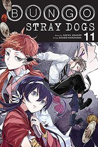 [Bungo Stray Dogs: Volume 11 (Product Image)]