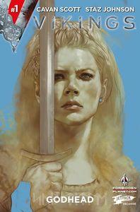 [Vikings #1 (Forbidden Planet/Jetpack Ben Oliver Variant) (Product Image)]