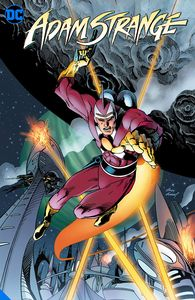 [Adam Strange: Between Two Worlds (Deluxe Edition Hardcover) (Product Image)]