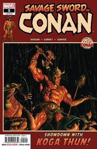 [Savage Sword Of Conan #5 (Product Image)]