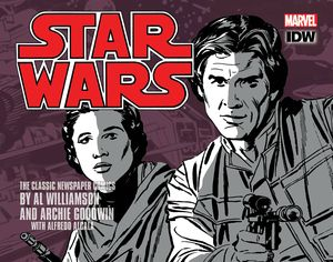 [Star Wars: The Classic Newspaper Comics: Volume 2 (Hardcover) (Product Image)]