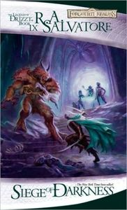 [Forgotten Realms: The Legend Of Drizzt Book 9: Siege Of Darkness (Product Image)]