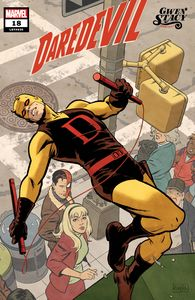[Daredevil #18 (Rivera Gwen Stacy Variant) (Product Image)]