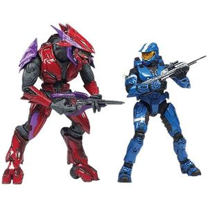 [Halo: Deluxe Action Figure 2-Packs: Team Slayer Guardian (Product Image)]