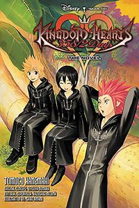 [Kingdom Hearts: 358/2 Days: Light Novel (Product Image)]